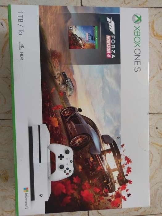 Xbox One S de 1tb con Forza Horizon Nuev