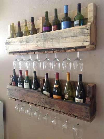Porta Vinos Y Licores