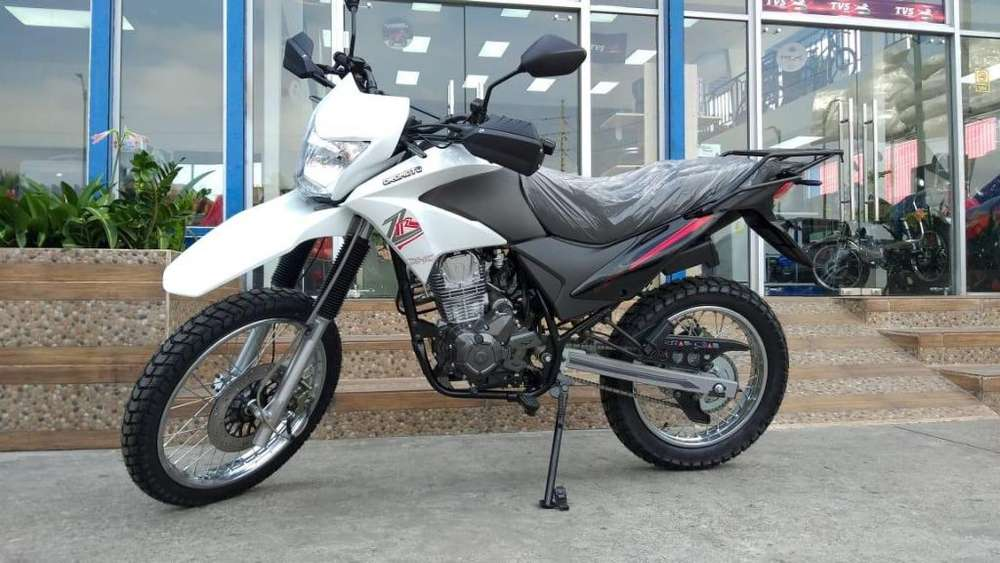 Nueva Moto Oromoto Om200gy 2020