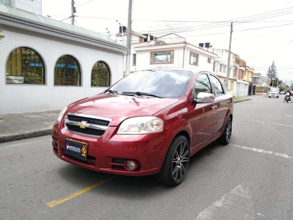 Chevrolet Aveo Emotion 2008 - 130000 km