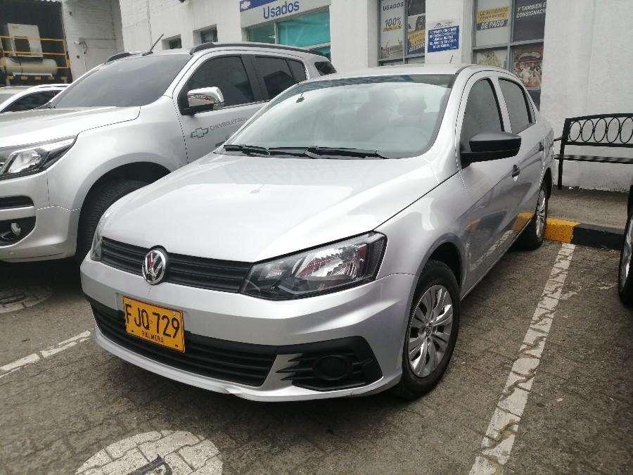 Volkswagen Voyage 2019 - 17000 km