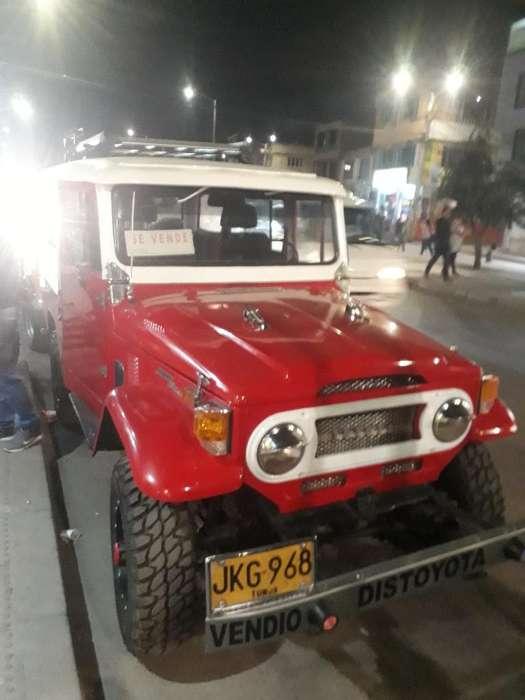 Toyota FJ 1978 - 200000 km