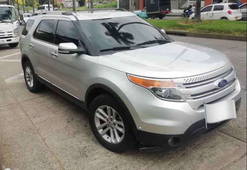 <strong>ford</strong> Explorer 2011 - 132000 km