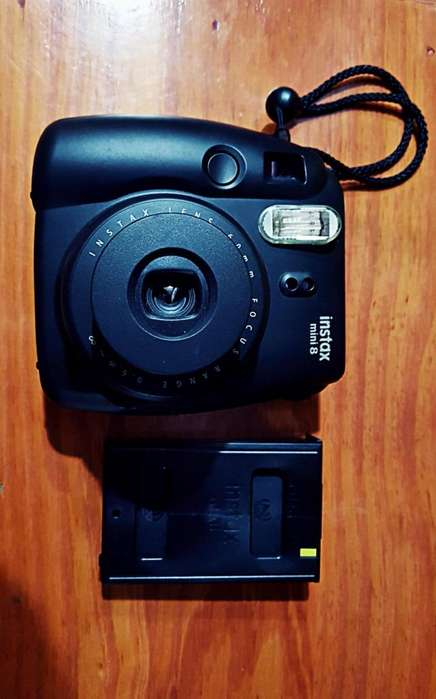 Camara instax fujifilm mini 8 rollo de fotos