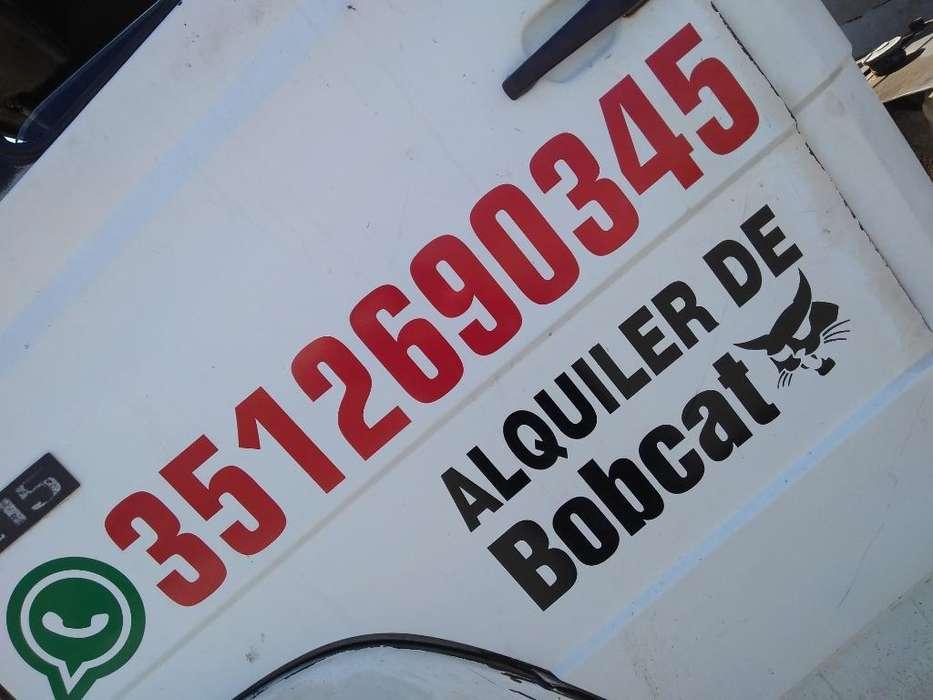 Bobcat Y Camion