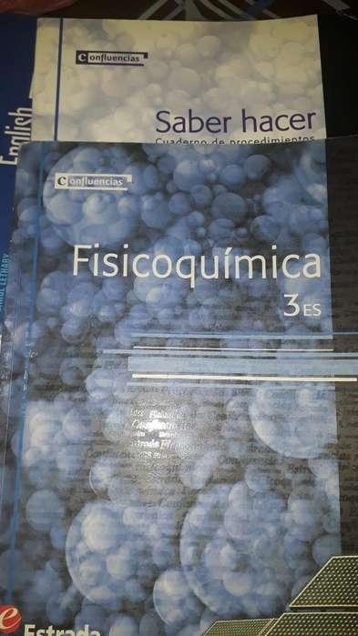 Libro Fisico Quimica 3rs Perfecto Estado