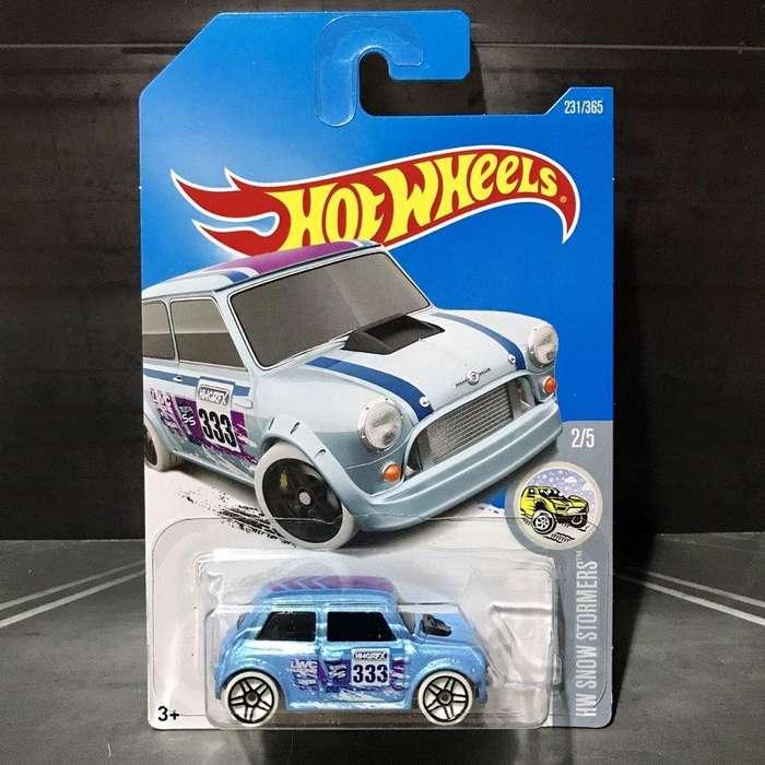 Hot wheels mini austin mini cooper HOTWHEELS / 0992786809