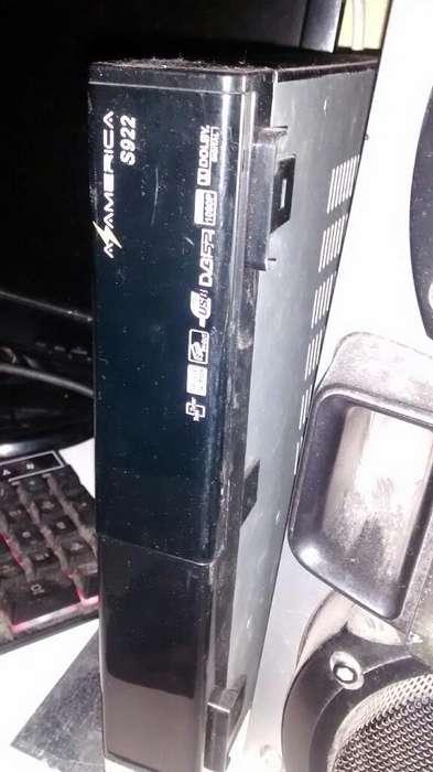 Receptor Satelital Azamerica S922