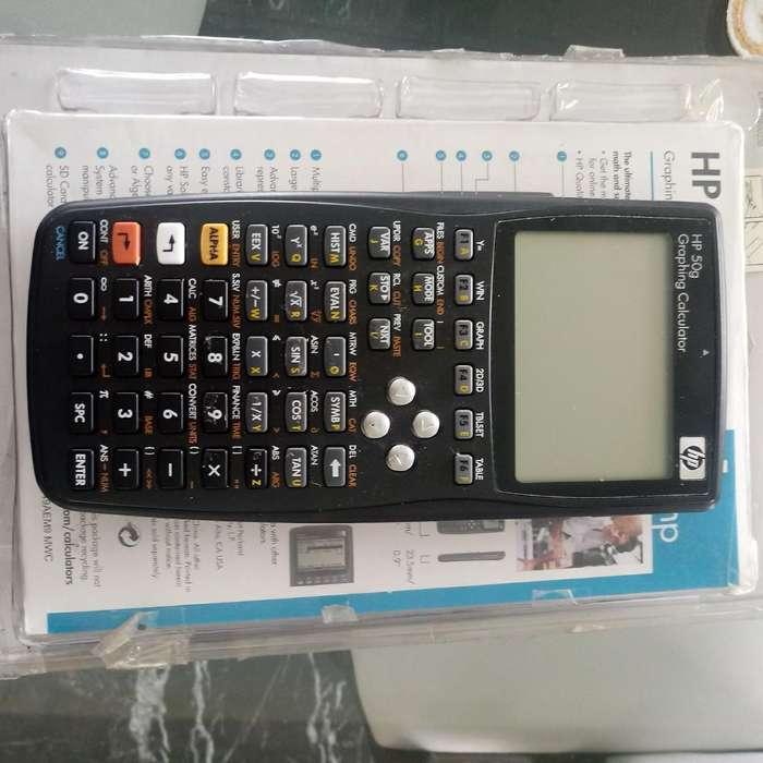 <strong>calculadora</strong> Grafica Hp 50g