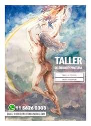 Taller de arte dibujo y pintura