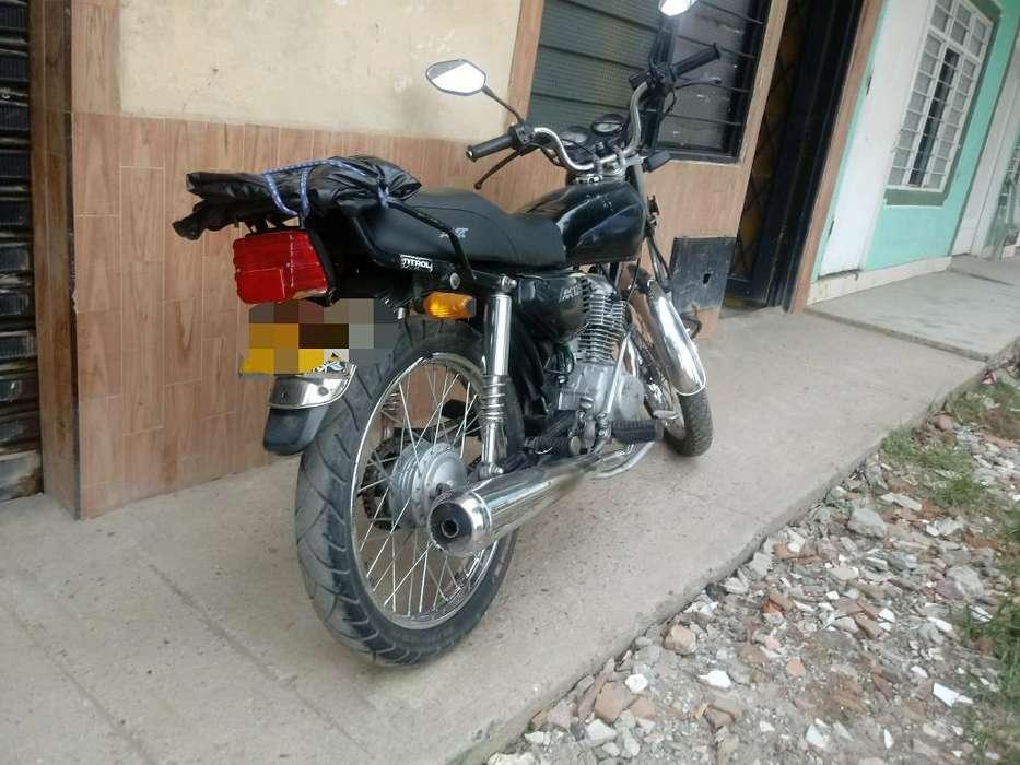 Venta de Moto Barata Mod 2008