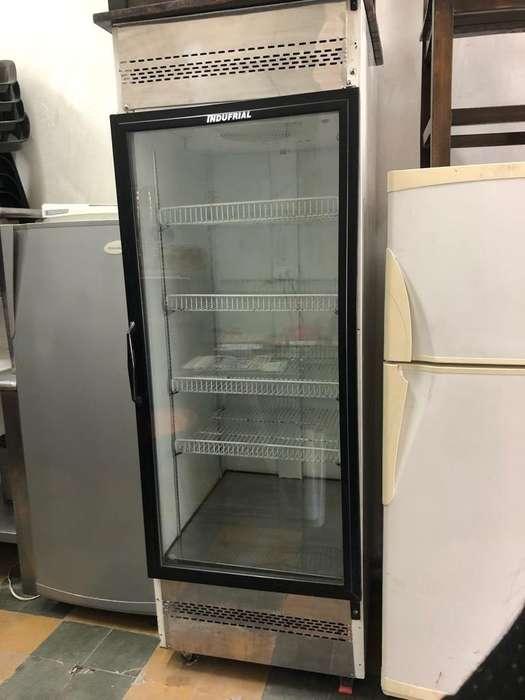 Refrigerador Panoramico Indufrial