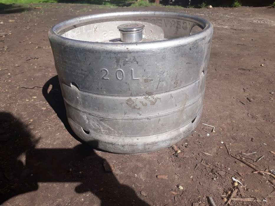 Barril de Aluminio 20l