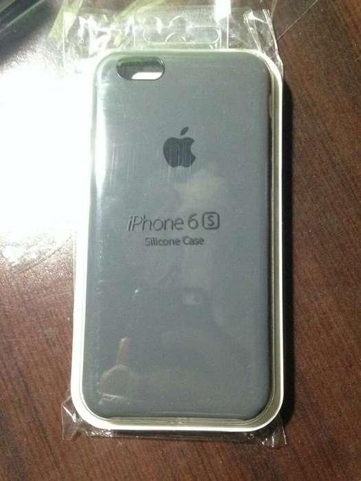 Case de Silicona iPhone 6 Y 6(s)