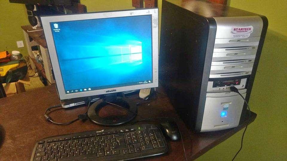 vendo computadora completa! <strong>monitor</strong> 17
