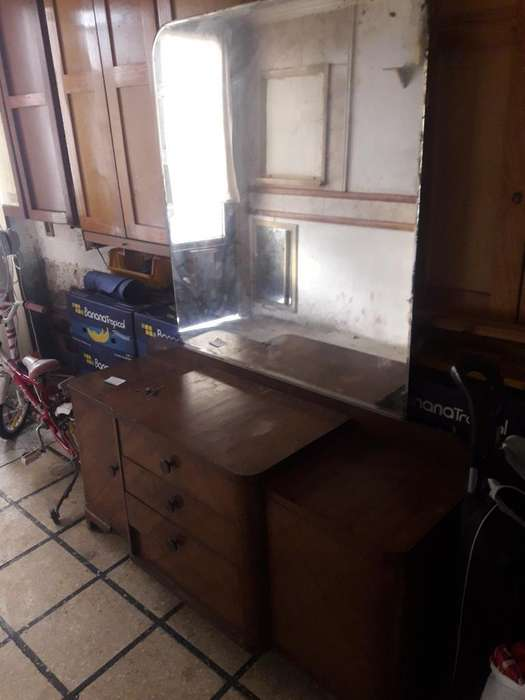 Mueble Antiguo Modular