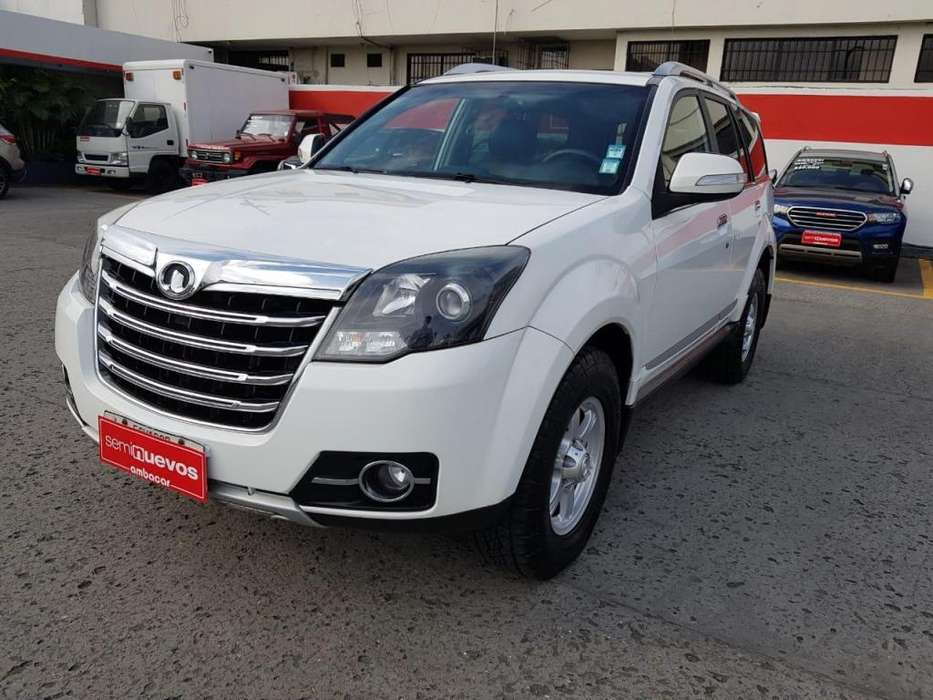 Great Wall H5 2015 - 147980 km