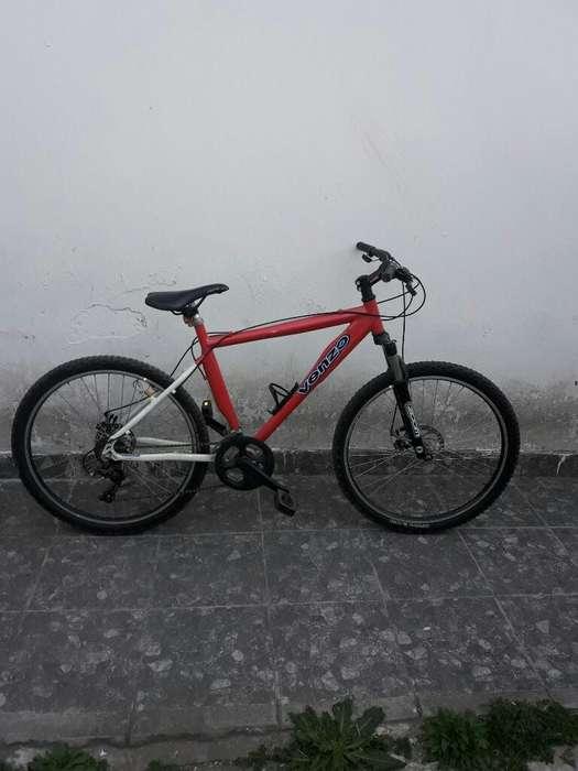 Bicicleta Venzo Raptor Evo Rod 29 27 Vel