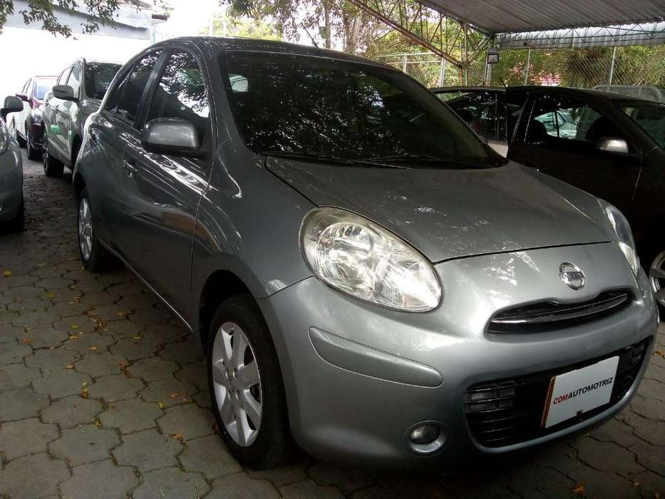 Nissan March 2014 - 78108 km