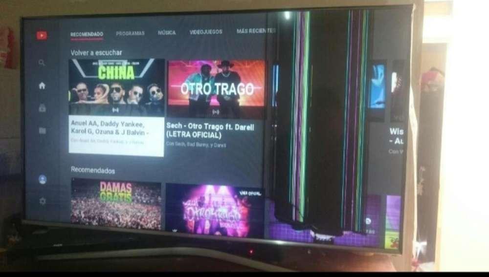 Tv Samsung 49' con Detalle