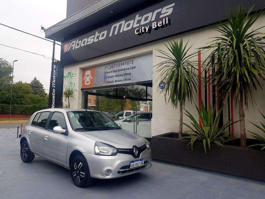Renault Clio Dynamique 2017 1.2