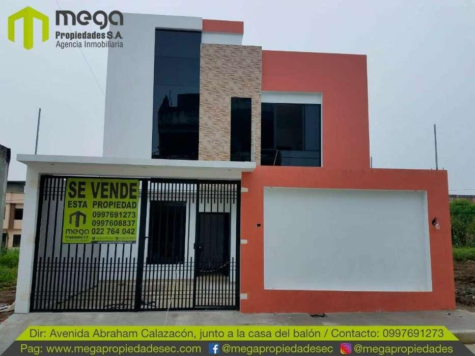 Vendo Casa Estrenar a 6 CUADRAS DEL SHOPPING