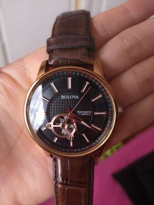Vendo Reloj Bulova Automático Original