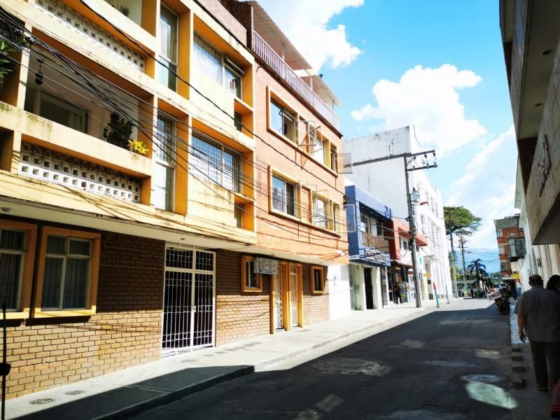Apartamento En Arriendo En Ibague Edificio Grundmann Piso 4 Sin Ascensor Cod. ABPAI11491