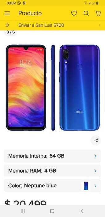 Xiaomi Note 7 Libre Caja Sellada