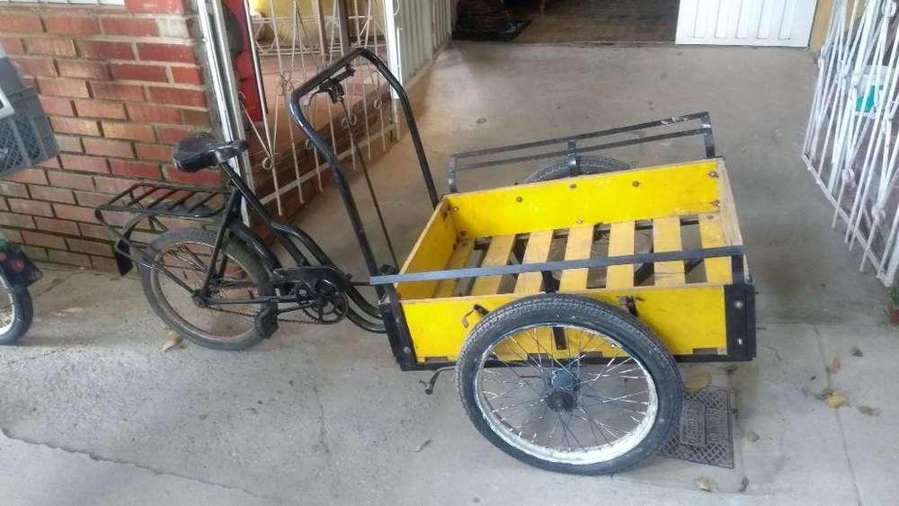 Triciclo Multiusos