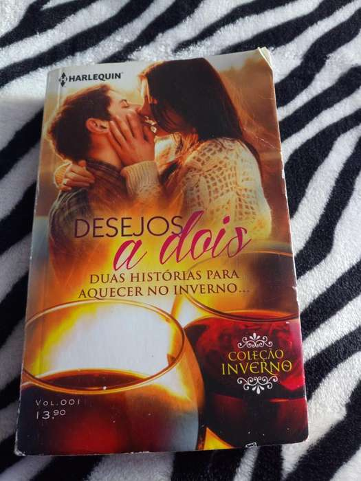 Libro en Portugues Desejos a Dois