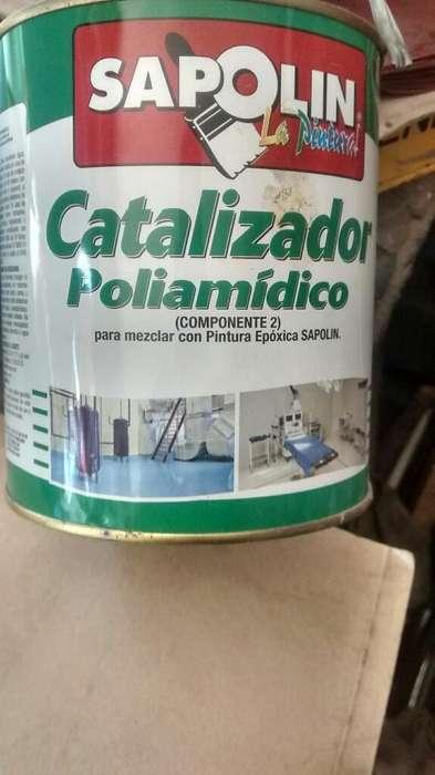 Se Vende Catalizador para Pintura Epoxic