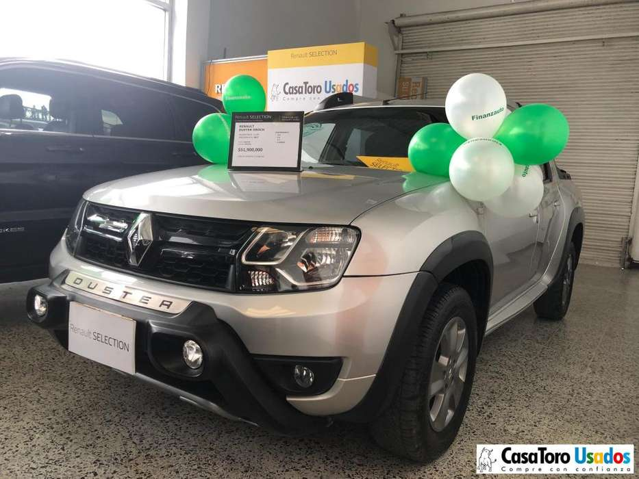 Renault Duster 2017 - 22042 km