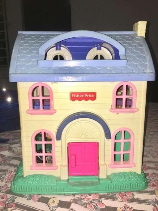 casita de juguetes
