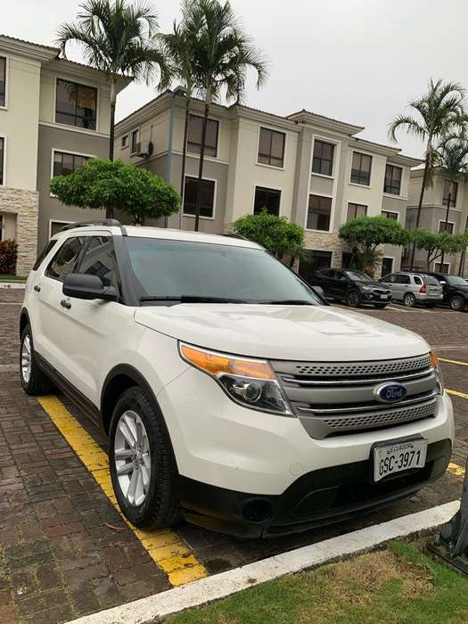<strong>ford</strong> Explorer 2012 - 0 km
