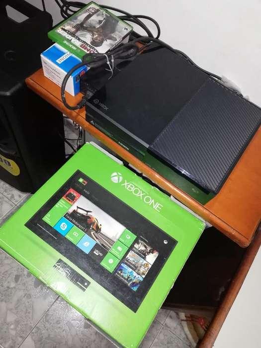 Xbox One con Caja