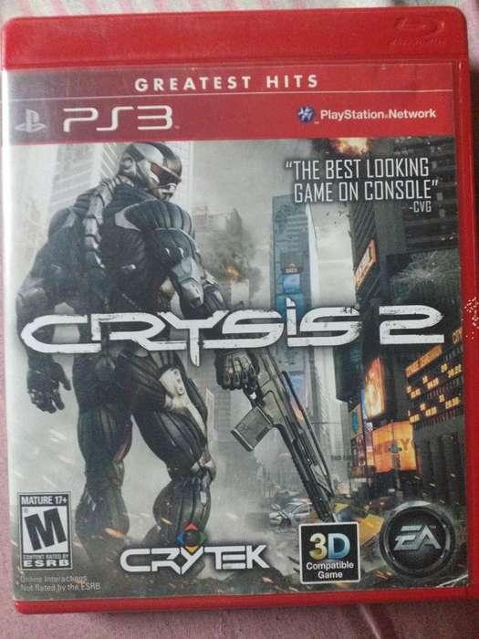 Crysis 2, Juegazo Clásico de Ps3