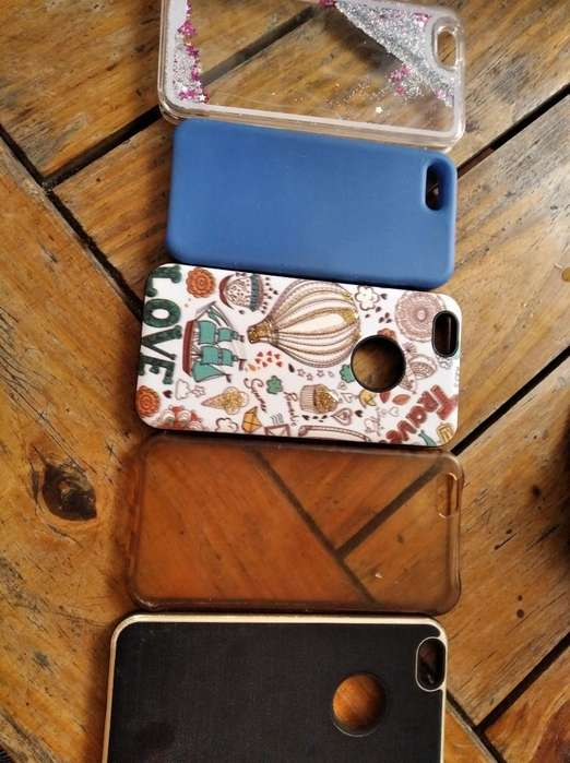 Carcasas Case iPhone 6 Y 5