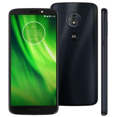Celular Motorola G6 Play 32gb Negro