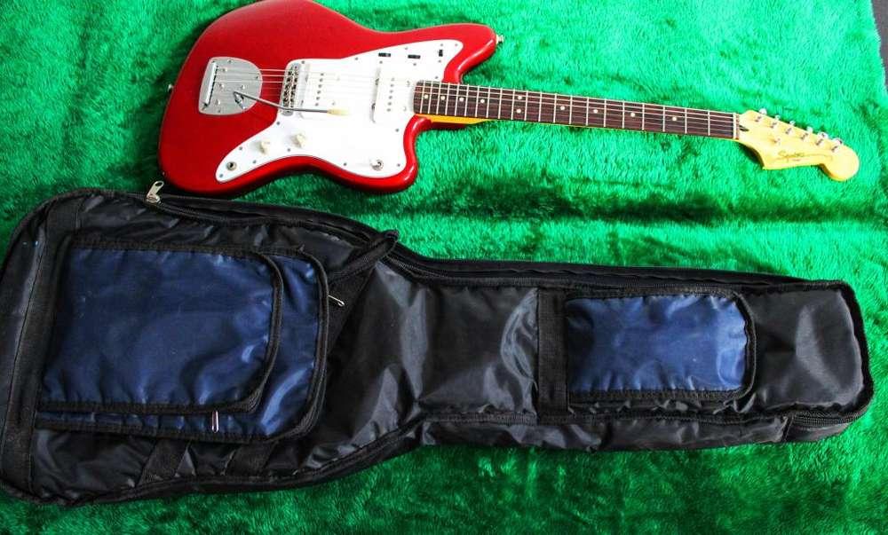 Guitarra Jazzmaster Squier By Fender Vintage Modified