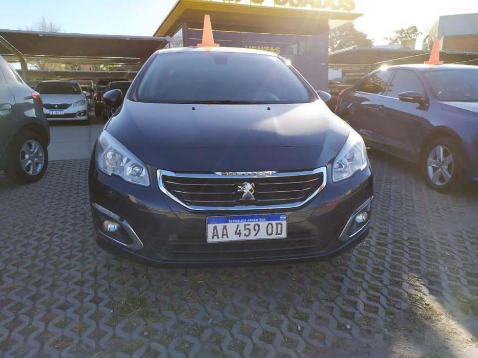 <strong>peugeot</strong> 408 2016 - 45000 km