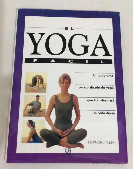 Libro de Yoga Original