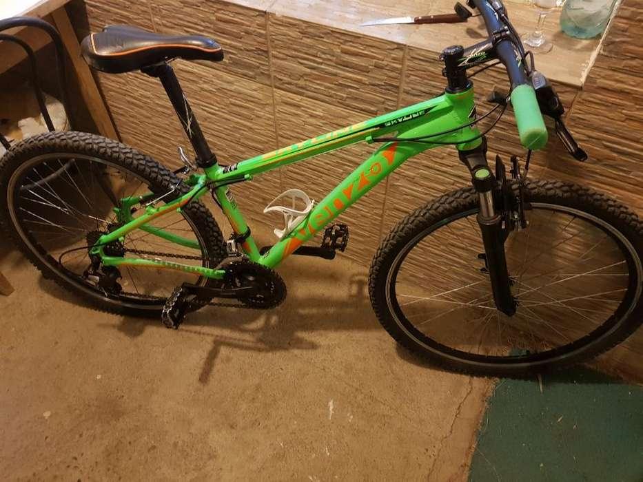 Bici Venzo Rod 26, Servis Y Frenos Nuevo