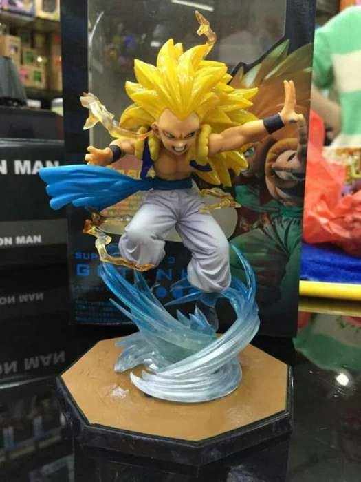 Figura de Dragon Ball Gotenks