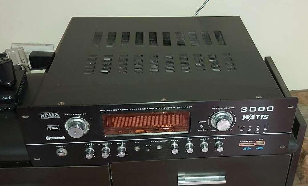 Venta de Amplificador Y Cabinas