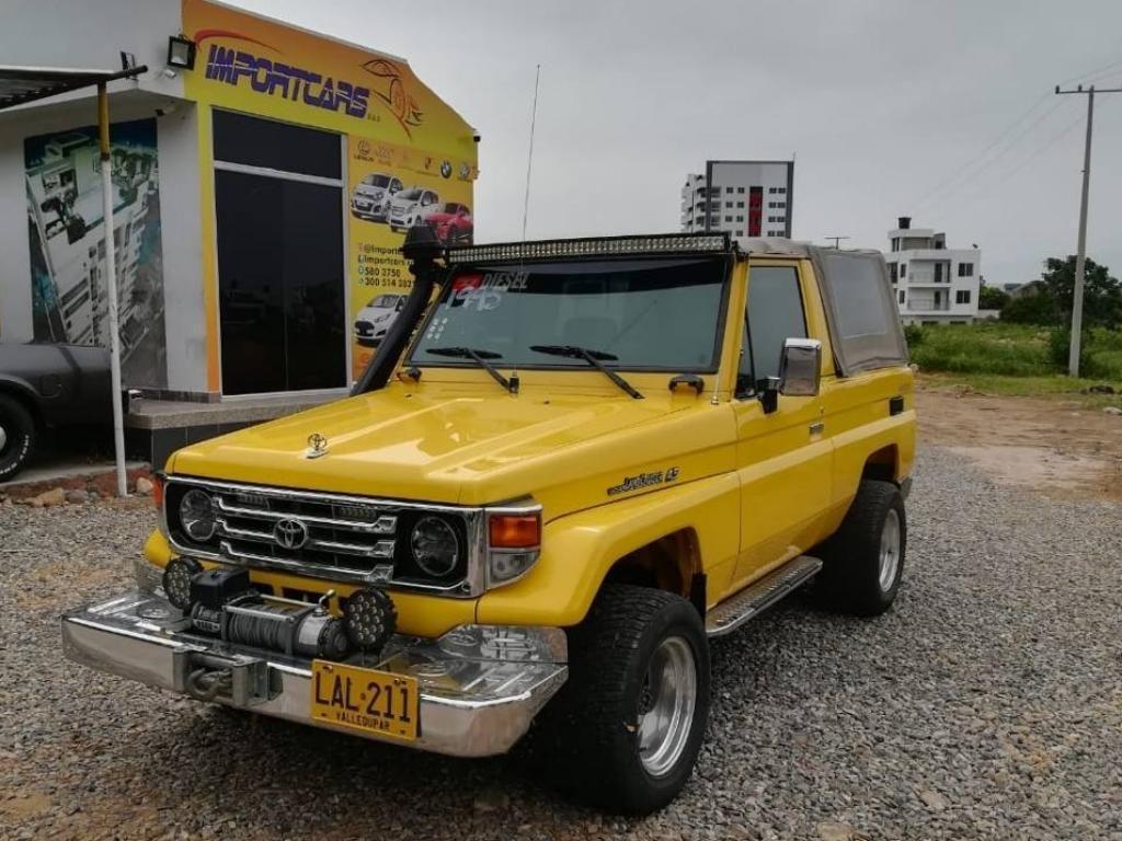 Vendo Toyota Land Cruiser Fzj73 Macho
