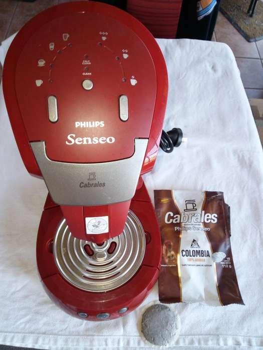 Vendo Cafetera Philips Senseo Latte