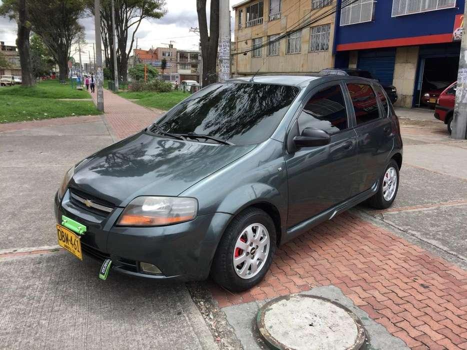 Chevrolet Aveo 2009 - 120000 km