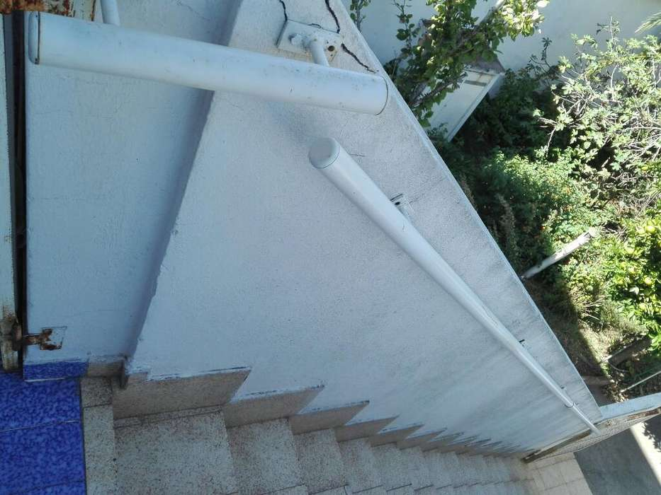 Pasamanos de Escalera de Caño