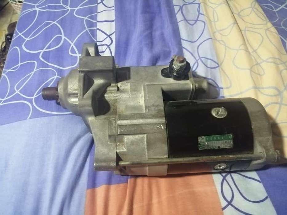 Motor De Arranque 12 voltios